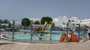 Aquapark Costa Teguise restaurant