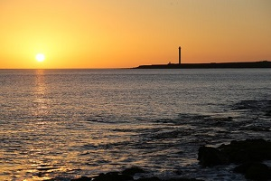 Lanzarote Sunset