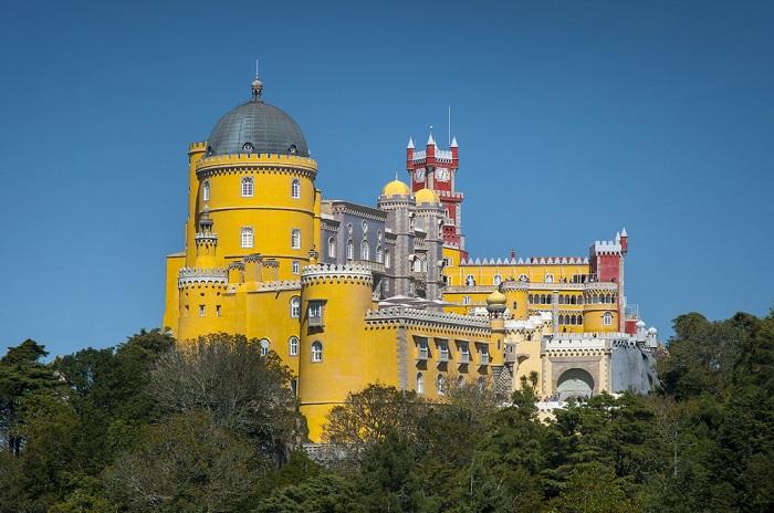 Pena Palace Sintra & Park