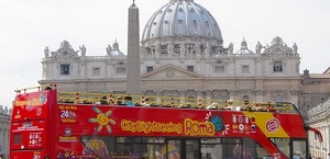 Tickets for Vatican Museums & Sistine Chapel: Skip The Line + Hop-on Hop-off Bus