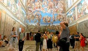 VIP Pristine Sistine with Breakfast Inside the VaticanS