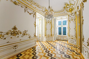 White-and-Gold Rooms