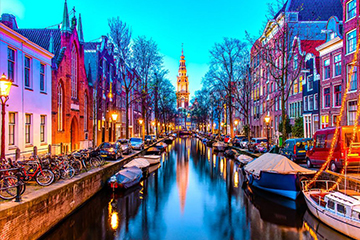 Best Amsterdam Tours