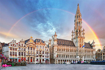 Free Things to do in Brussels