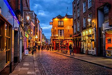 Best Dublin Tours
