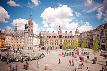 Free Things to do in Lille