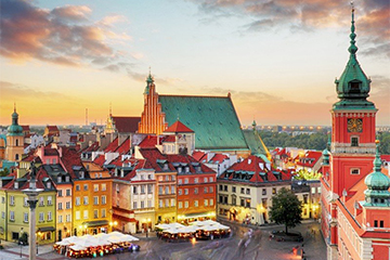 Free Things to do in Warsaw