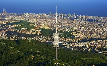 A day to View Barcelona City from Viewpoints
