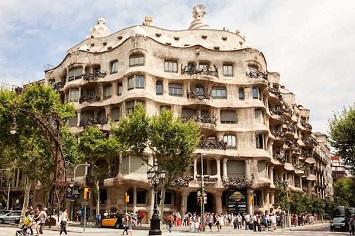 Discover Antoni Gaudi's Work at Casa Mila