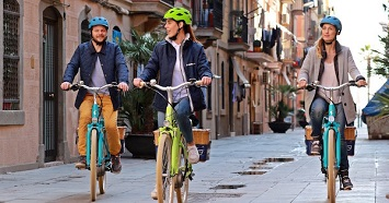 Explore Barcelona on an Electric Bike