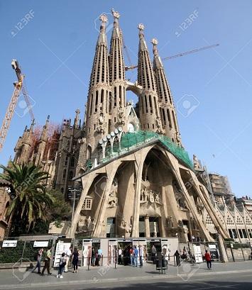 Visit Gaudi's Tomb