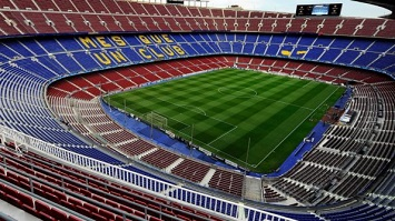 Watch a Match at Camp Nou