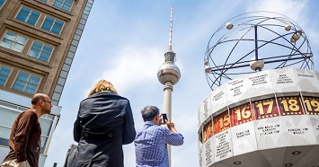 Get to the Top of the Berlin TV Tower