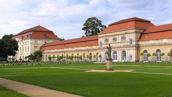 Head to the Charlottenburg Palace