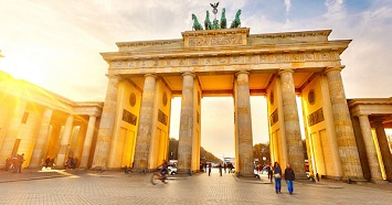 Stroll Through the Brandenburg Gate