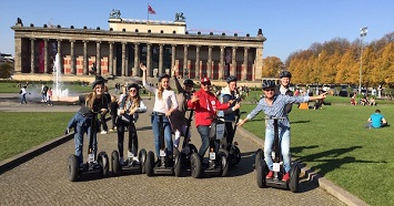Tour the City in a Segway