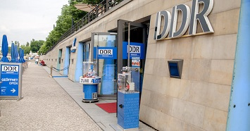 Visit the DDR Museum