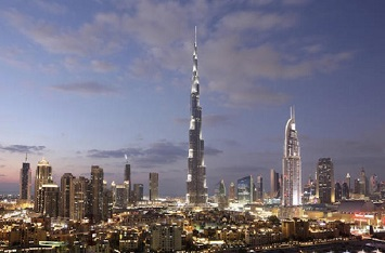 Ride the Fastest Elevator to Reach the Top of Burj Khalifa