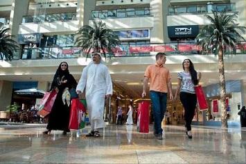 Shop 'til You Drop at Dubai Mall
