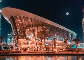 Watch a Show at the Dubai Opera