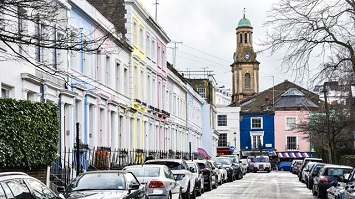 A Full Day HOTTING HILL Walking Tour