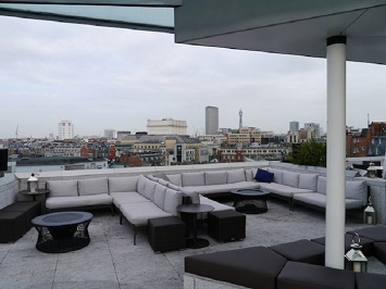 Enjoy a Good Drink at a Rooftop Bar