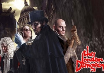 Enjoy a Show at the London Dungeon