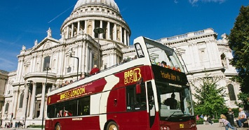 Join An Open Bus Sightseeing Tour