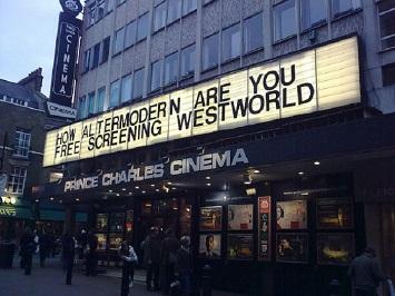 See a Movie at Prince Charles Cinema