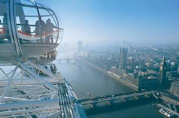 Take a Ride at the London Eye