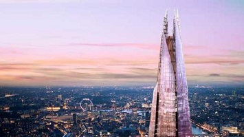 Witness the Stunning London Skyline at The View from The Shard