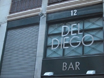 Check out the Legendary Del Diego Bar