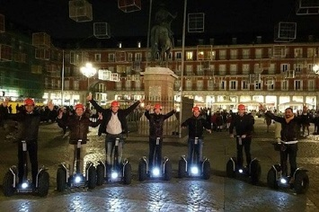 Take Part In a Segway City Tour