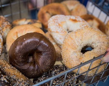 A Day Bagel Crawl