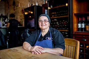 Enjoy Grandmother cooking at Enoteca Maria