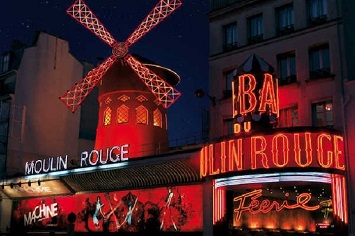 Attend the Legendary Moulin Rouge Show