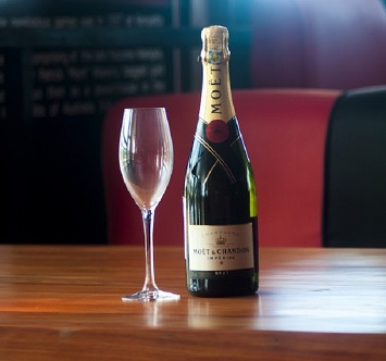 Enjoy a Glass of Wine at Le Verre Volé