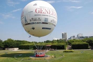 Le Ballon de Paris / Ballon Generali (Hot air balloon)