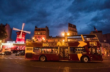 See the Sights through Big Bus Tours