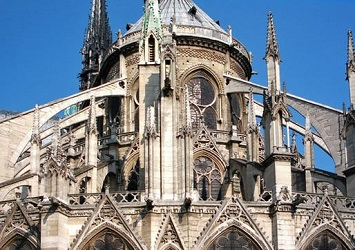 Visiting Notre-Dame de Paris