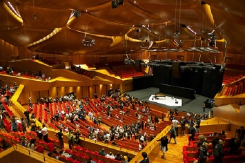 Attend a Concert at Auditorium Parco della Musica