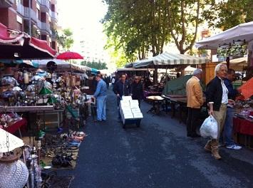 Bargain at Porta Portese