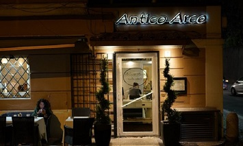 Enjoy a Romantic Dinner at the Antico Arco Restaurant