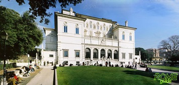 Visit Rome's Villa Borghese
