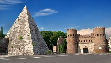Visit the 200 year old Pyramid
