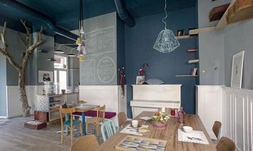 Visit the Cat Café (Romeow)