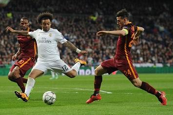 Watch an AS Roma Match