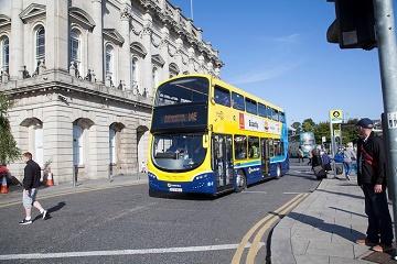 Dublin: DoDublin Card 72-Hour Hop-on Hop-off Tour