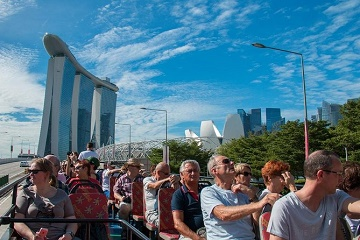 Singapore City Sightseeing Bus Tour