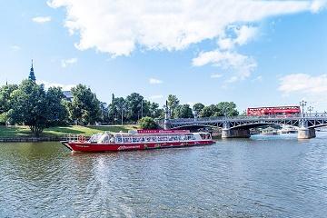 Red Buses Stockholm Hop-On Hop-Off Bus & Boat